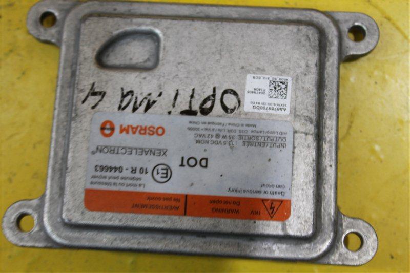 Блок розжига Hyundai Sonata 7 2014