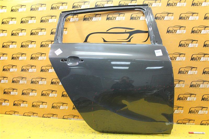 Дверь Opel Zafira C 2011 задняя правая