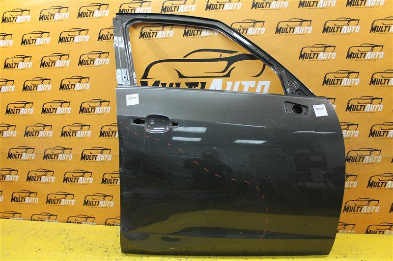 Дверь Opel Zafira C 2011 передняя правая