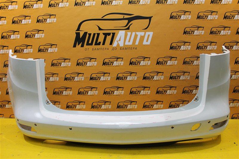 Бампер Opel Zafira C 2012 задний