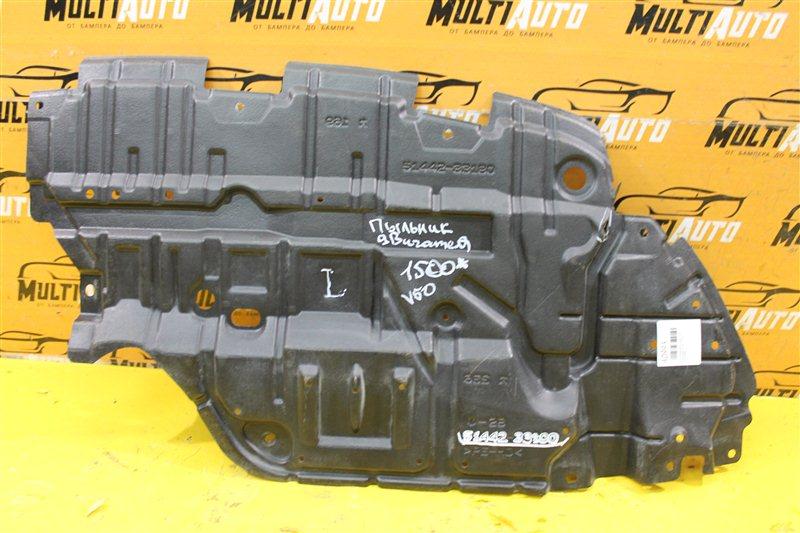 Пыльник двигателя Toyota Camry 50 2011 передний левый