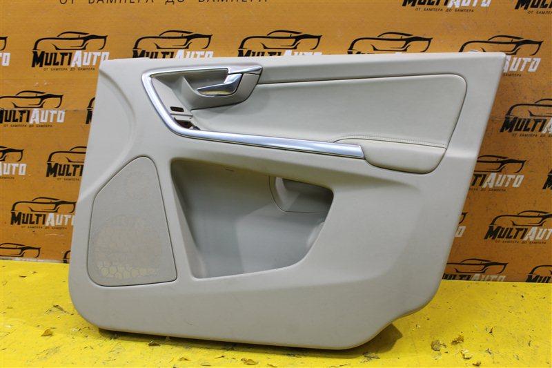 Обшивка двери Volvo Xc60 1 2013 передняя правая