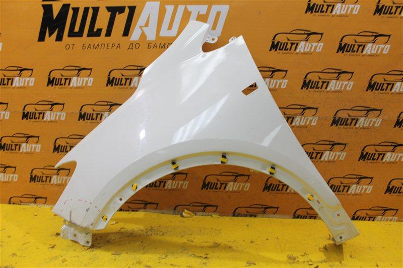 Крыло Opel Mokka 1 2012 переднее левое