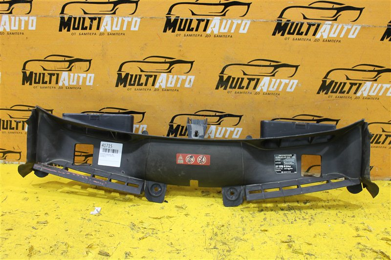 Воздуховод радиатора Mercedes Glk X204 2008 верхний