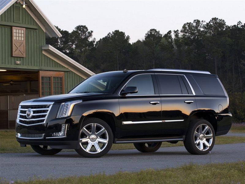 Рама Cadillac Escalade 4 2014