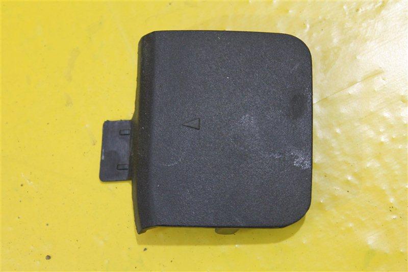 Заглушка юбки бампера Bmw X6 F16 2014 задняя