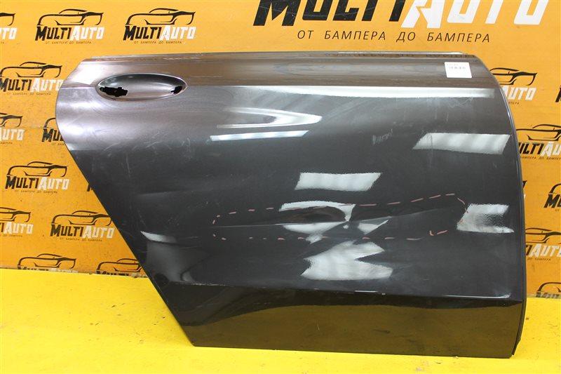 Дверь Bmw 6 Series G32 GT 2017 задняя правая