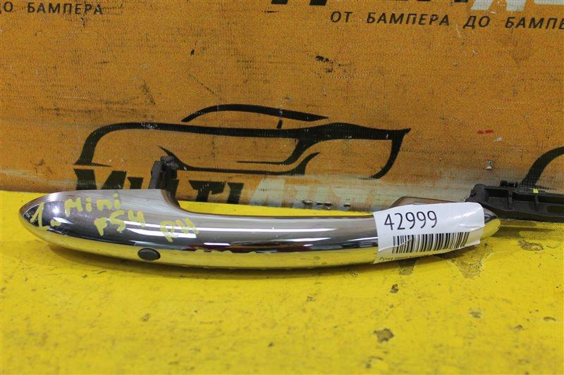 Ручка двери внешняя Mini Cooper Clubman F54 2014 правая