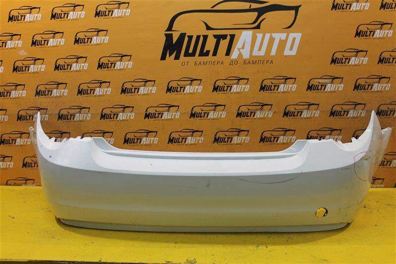 Бампер Chevrolet Aveo T300 2011 задний