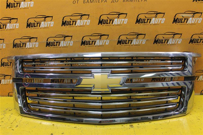 Решетка радиатора Chevrolet Tahoe 4 2014