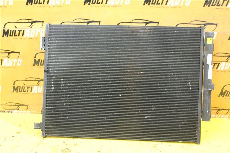 Радиатор кондиционера Maserati Ghibli M157 2013