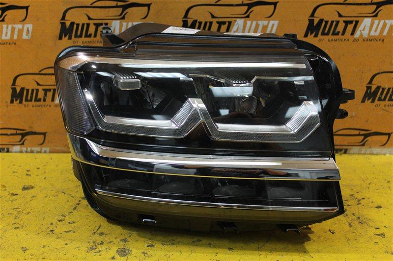 Фара Volkswagen Teramont 1 2017 передняя правая