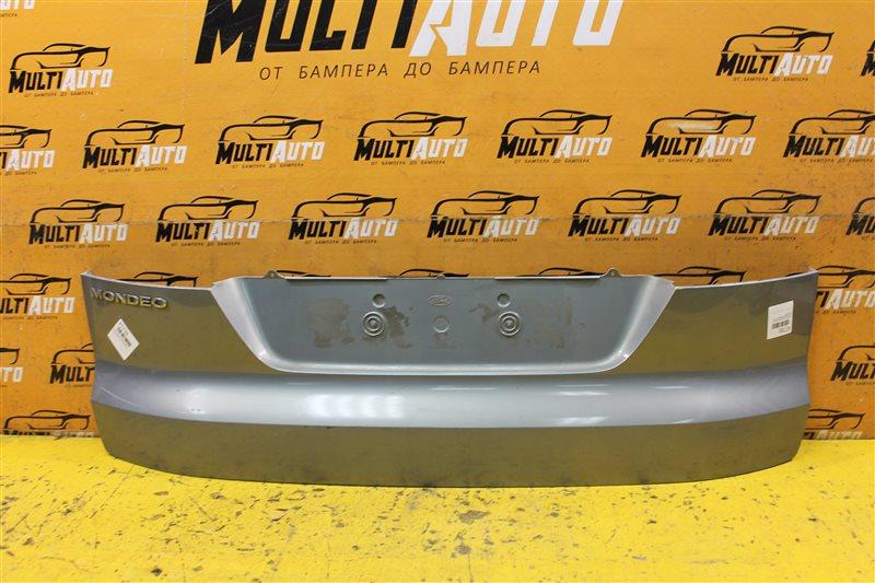 Накладка крышки багажника Ford Mondeo 4 УНИВЕРСАЛ 2007 задняя