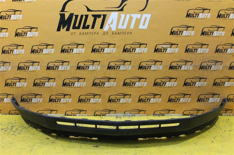 Юбка бампера Cadillac Srx 2 2009 передняя