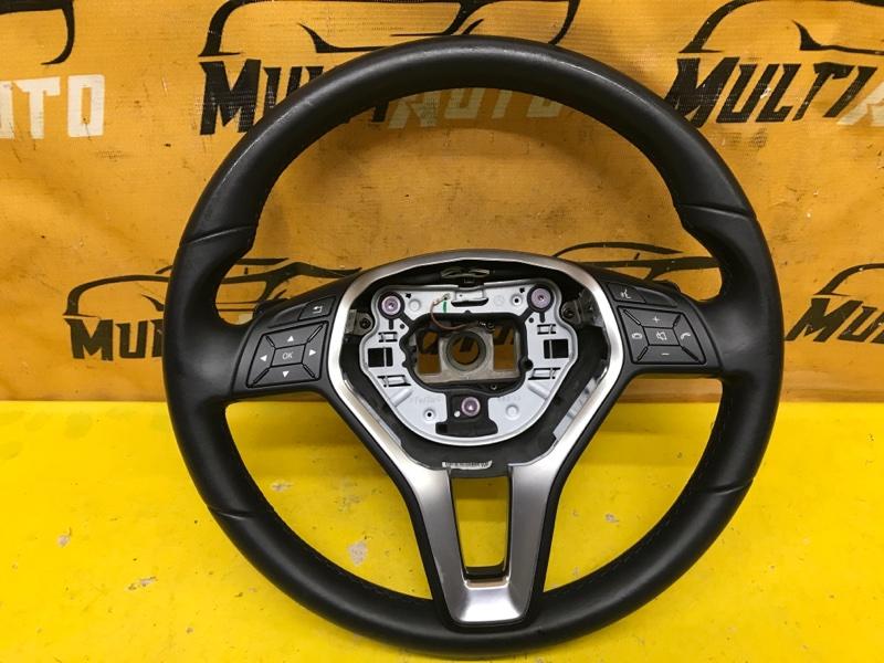 Руль Mercedes Cls W218