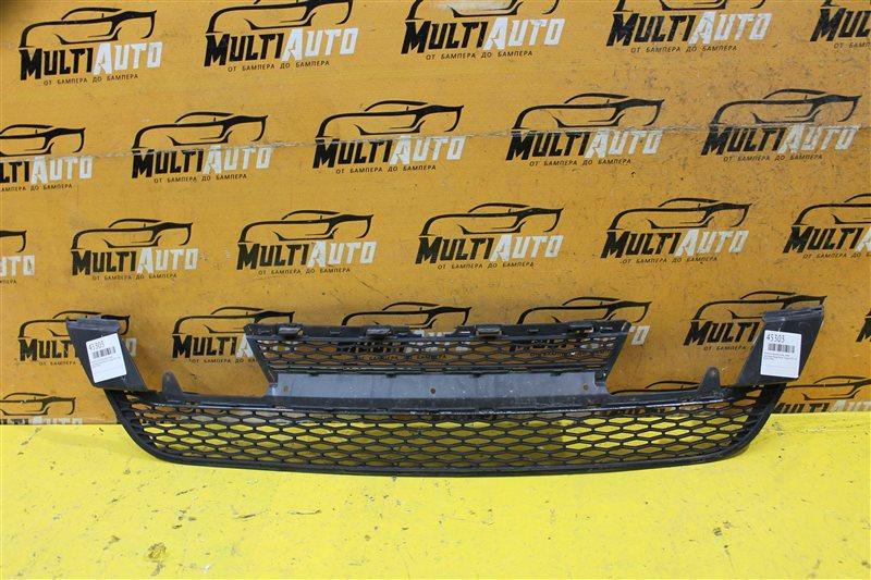 Решетка в бампер Land Rover Evoque 2011 передняя нижняя