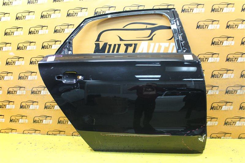 Дверь Audi A8 D4 LONG 2009 задняя правая