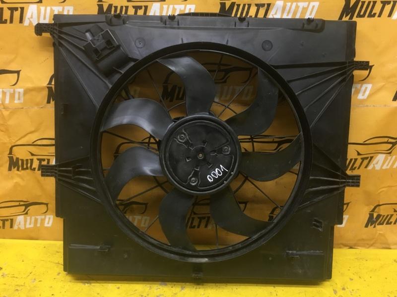 Диффузор радиатора Mercedes V-Classe W447