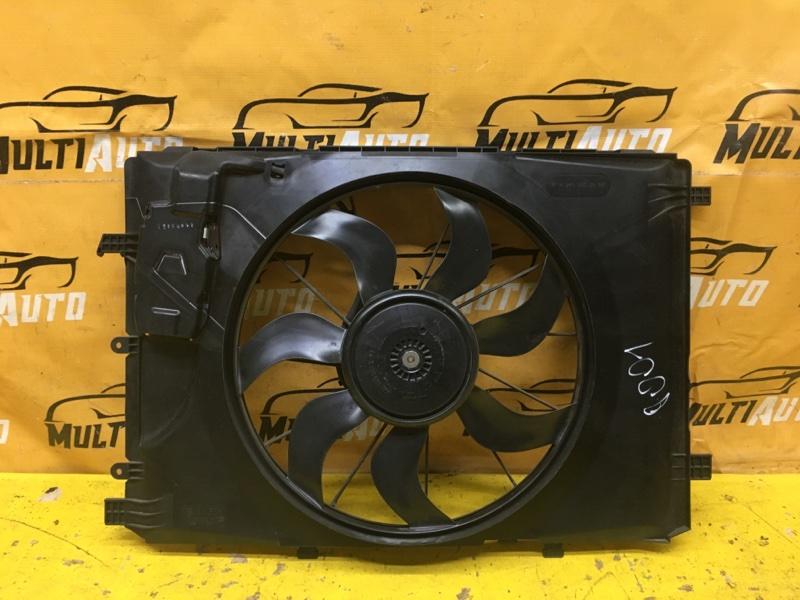 Диффузор радиатора Mercedes A-Classe W246 2011