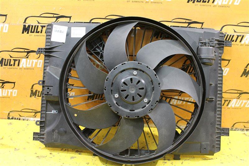 Диффузор радиатора Mercedes C-Classe W204 2006
