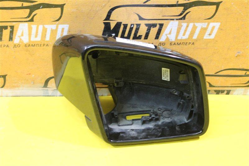 Корпус зеркала Mercedes Ml W166 X166 2011 передний правый
