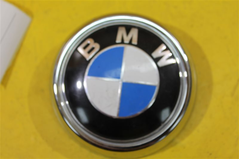 Эмблема крышки багажника Bmw X3 F25 2014