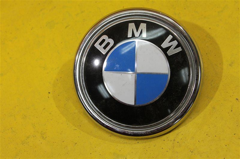 Эмблема крышки багажника Bmw X5 F15 2013 задняя