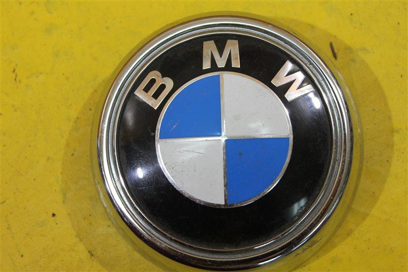 Эмблема крышки багажника Bmw X4 F26 2014