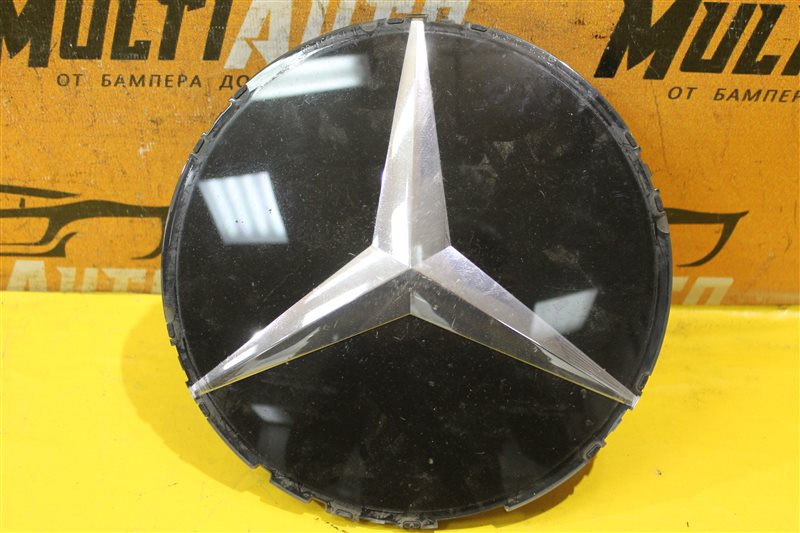 Эмблема решетки радиатора Mercedes Ml W166 2011