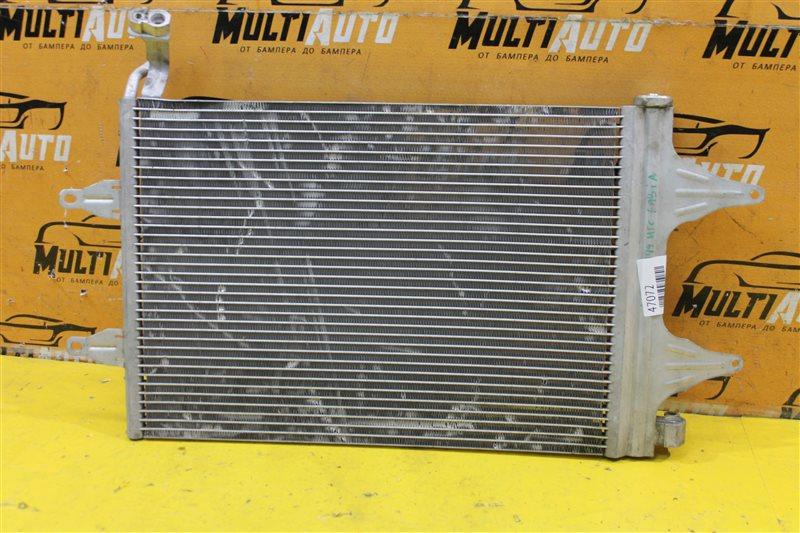 Радиатор кондиционера Skoda Fabia 2010