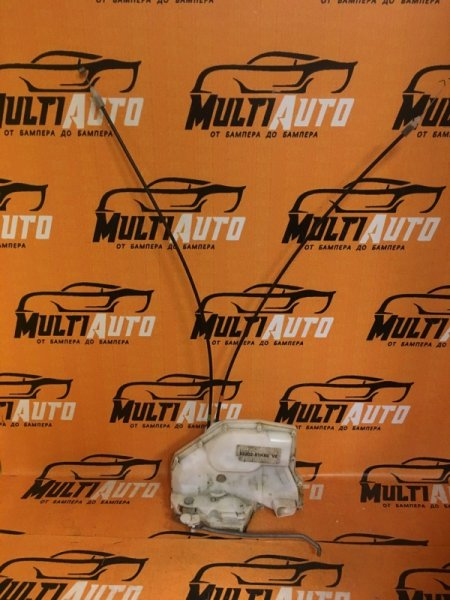 Замок двери Suzuki Splash EX 2009 передний левый