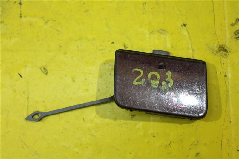 Заглушка бампера Mercedes Clc CL203 2008 передняя