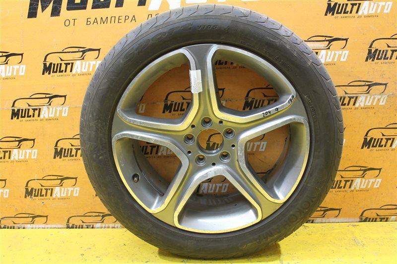 Диск литой Mercedes Glk X204 2012 передний