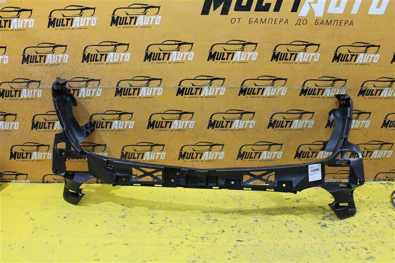 Кронштейн решетки радиатора Mercedes Gl X166 2012