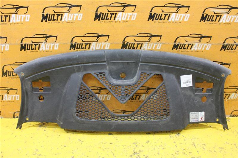 Накладка замковой панели Porsche Macan 95B 2014 передняя