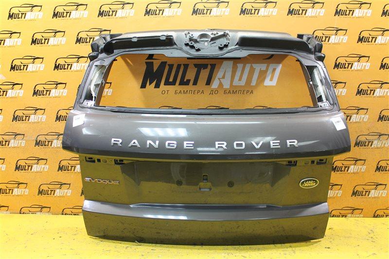 Крышка багажника Land Rover Evoque 2011