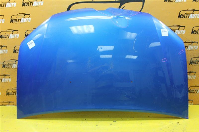 Капот Renault Logan 2 2014