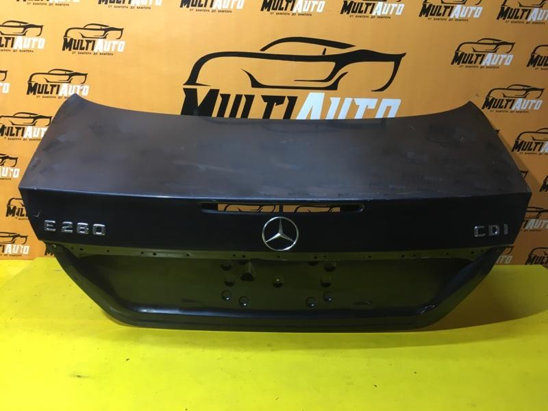 Крышка багажника Mercedes E-Class W211 2002
