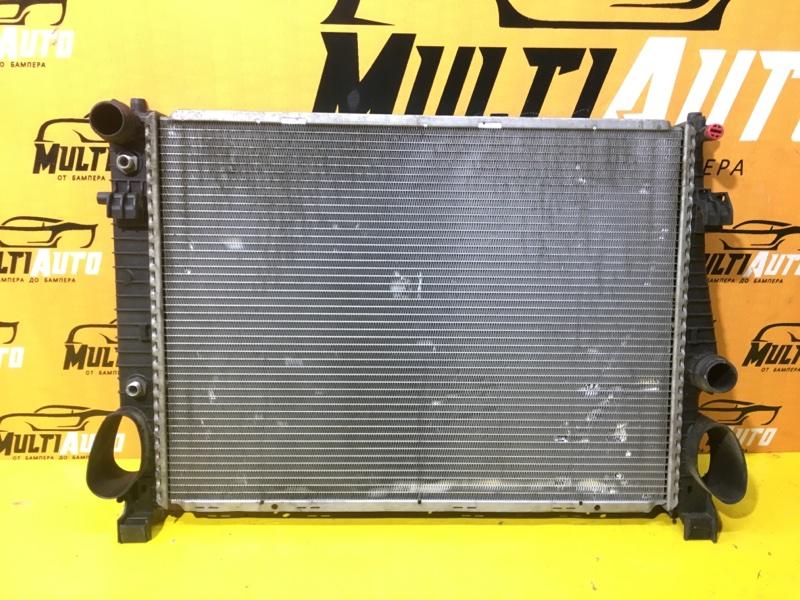 Радиатор охлаждения двигателя Mercedes Sl R230 2001