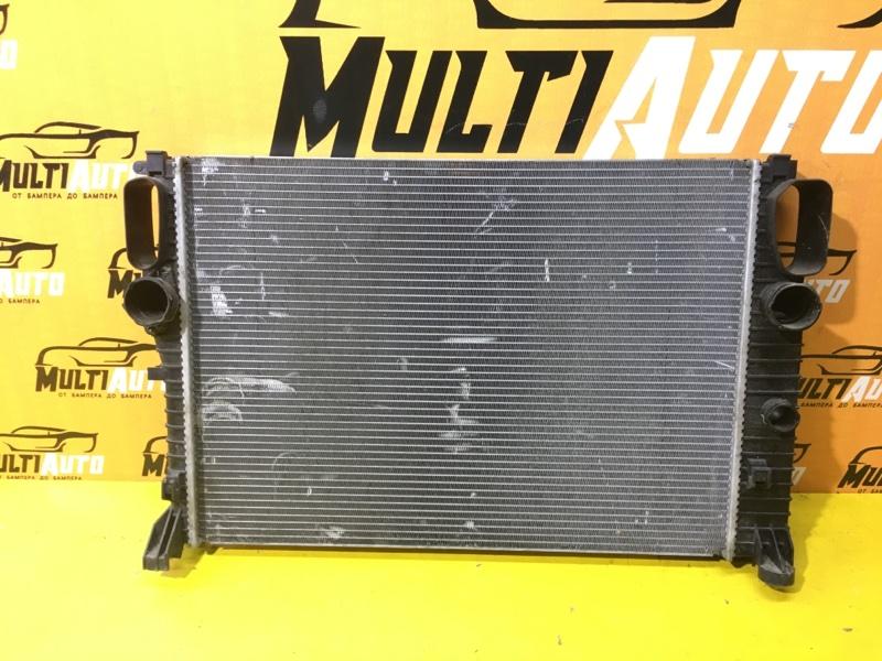 Радиатор охлаждения двигателя Mercedes E-Class W211 2002