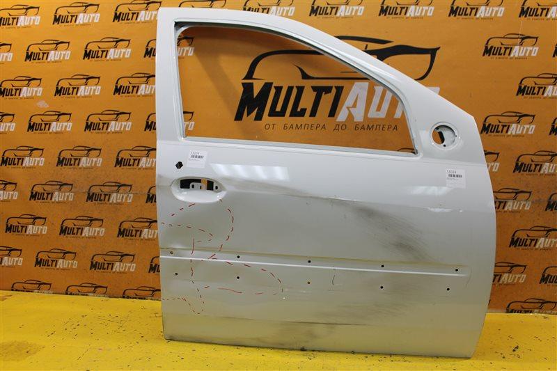 Дверь Renault Logan 1 2009 передняя правая