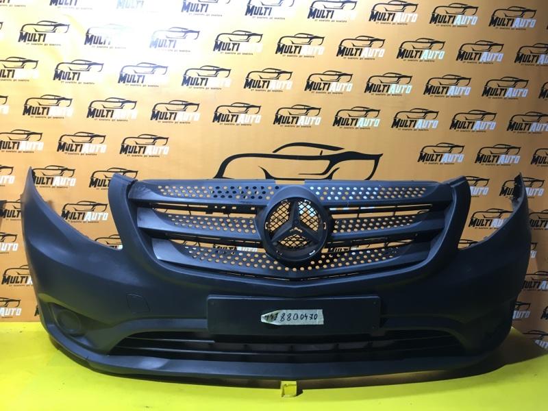 Бампер Mercedes V-Classe W447 2014 передний