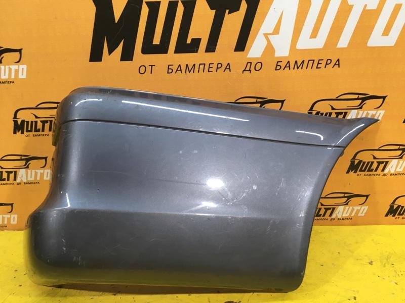 Бампер Mercedes Vito W639 задний правый