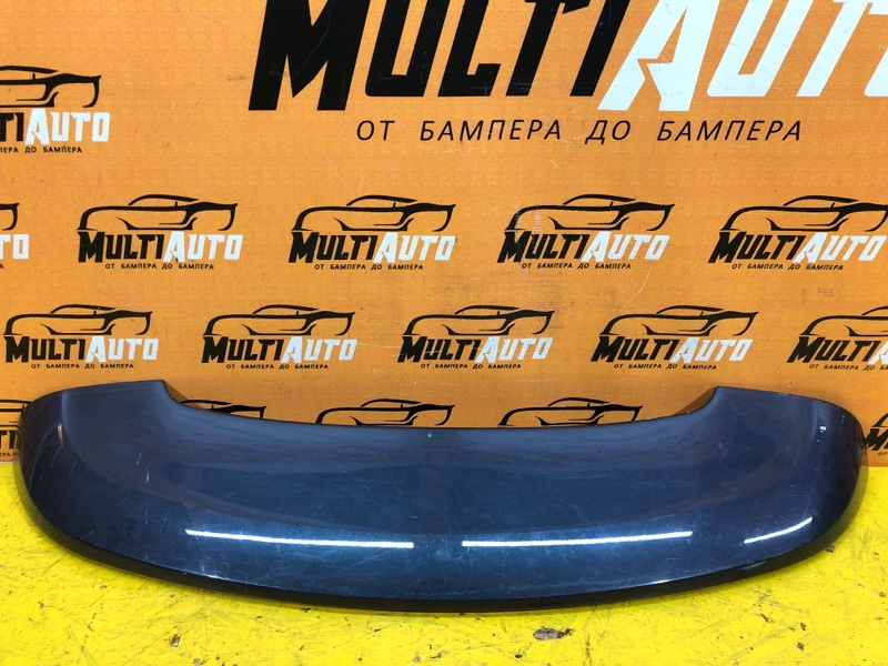 Спойлер крышки багажника Ford B-Max задний