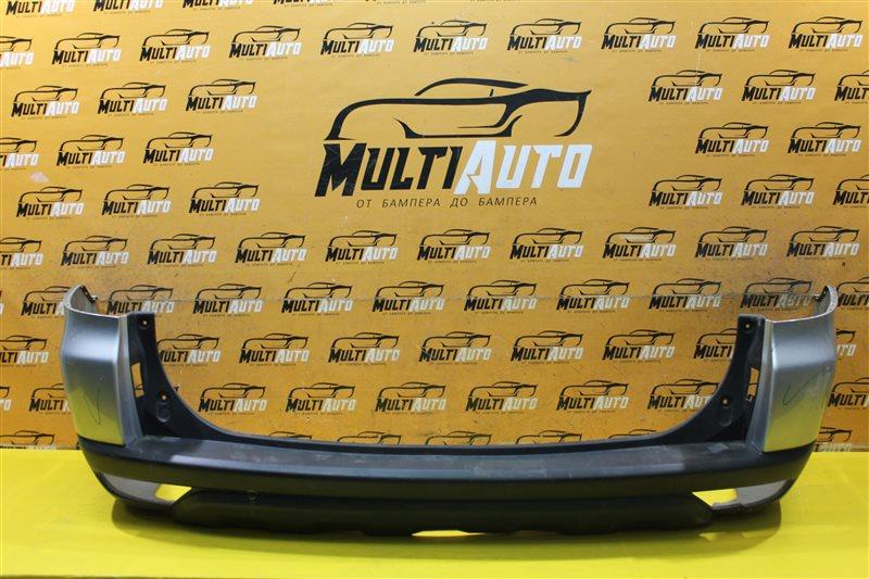Бампер Mitsubishi Pajero Sport 2 2008 задний