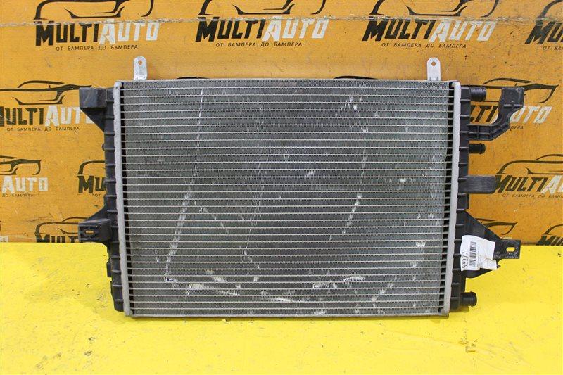 Радиатор охлаждения двигателя Jaguar Xf 1 2007