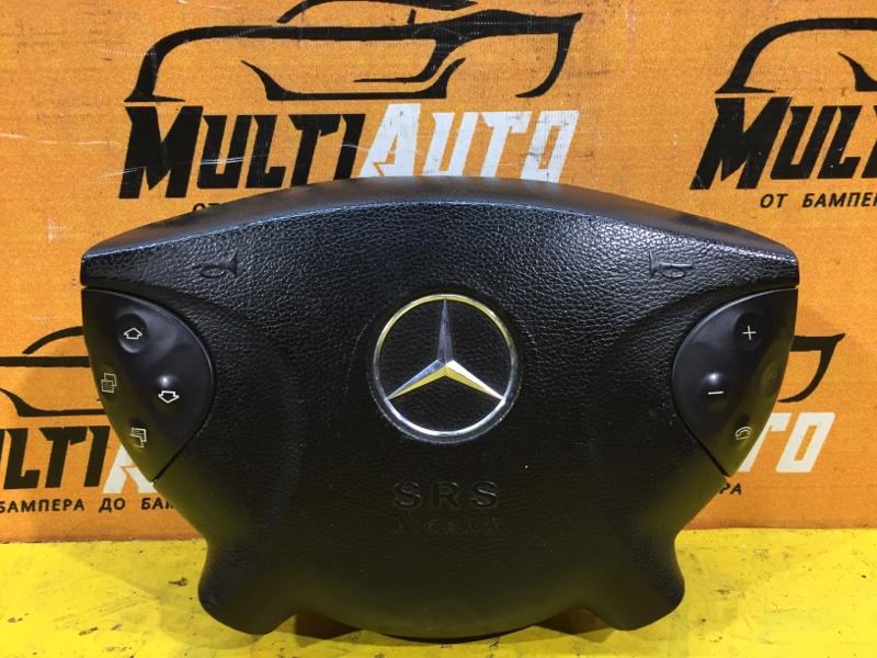 Подушка безопасности Mercedes E-Classe W211