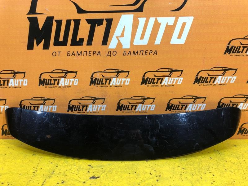 Спойлер крышки багажника Mercedes Glk X204 2012