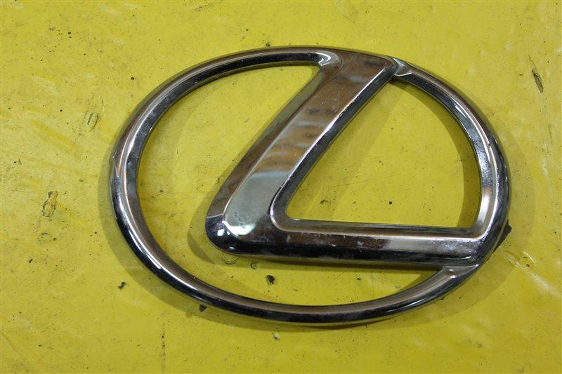 Эмблема Lexus Es 5 2006