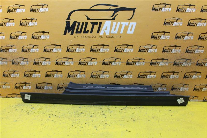 Накладка порога Mini Cooper Hatch F56 2013 правая